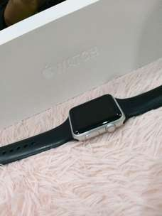 Apple Watch Series 7000 (42 mm) Silver @DC Com Komp MMTC Medan