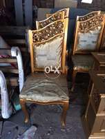 Dining Table with 8 chair deco paint _ Khawaja's Fix price