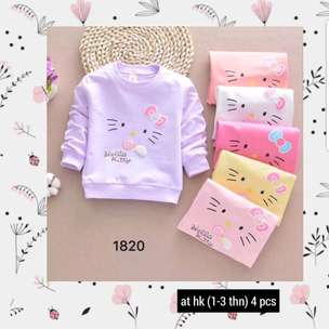 sweater hello kitty import