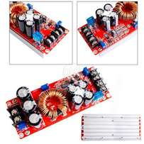 20A 1200W Booster Module to Step Up Voltage 10-60V to 12-83V