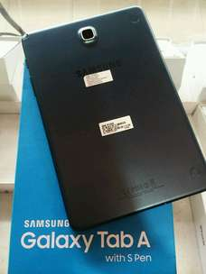 ready unit mulus Samsung galaxy Tab A with S pen sinyal LTE
