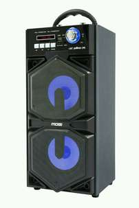 Speaker Niko Mobi Portable Bluetooth《Baru》