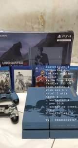 Ps 4 Uncharted Edition Nego Tipis
