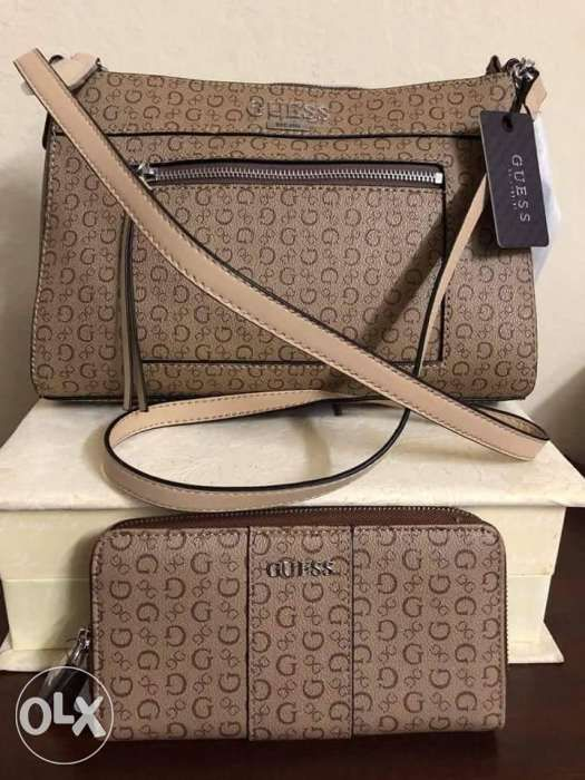 Original Guess Sling Bag with wallet in Pasay 24940e45635a4