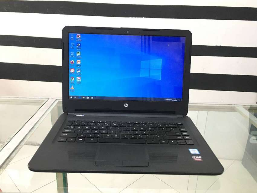 Gaming Laptop Hp14 Am050tx Corei3 Gen6 Ram4gb Hdd500gb Slim Win10 Komputer 802034733