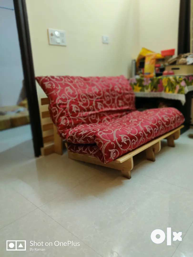Futon Sofa Bed With Mattress Beds