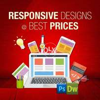 Different Packages for Web Design Services by Get Pro Design