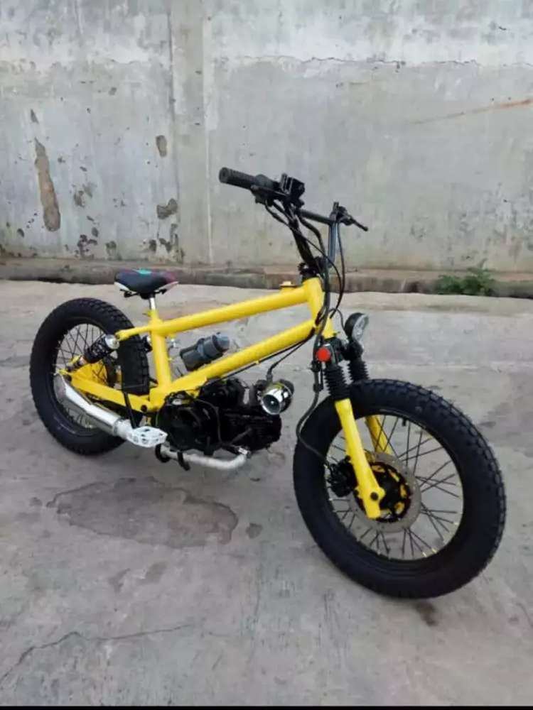 Sepeda Modif Jual Sepeda Bmx Terlengkap Di Indonesia Olx Co Id