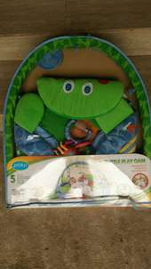 Baby turtle play game