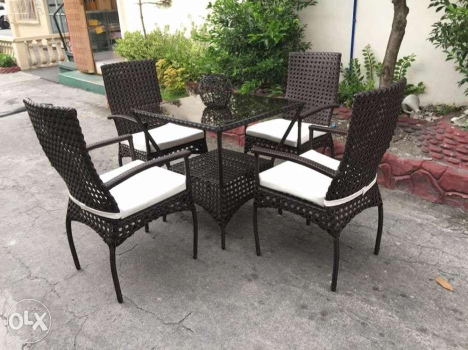 Outdoor Rattan Sofa coffee set chair garden set sofa in ...