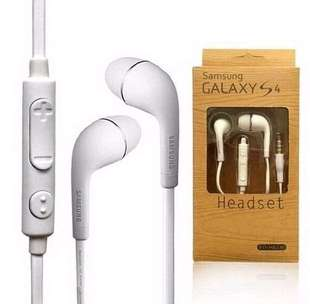 Headset Stereo S4