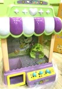 joy claw grab machine /mainan anak unik mesin capit tangkap boneka