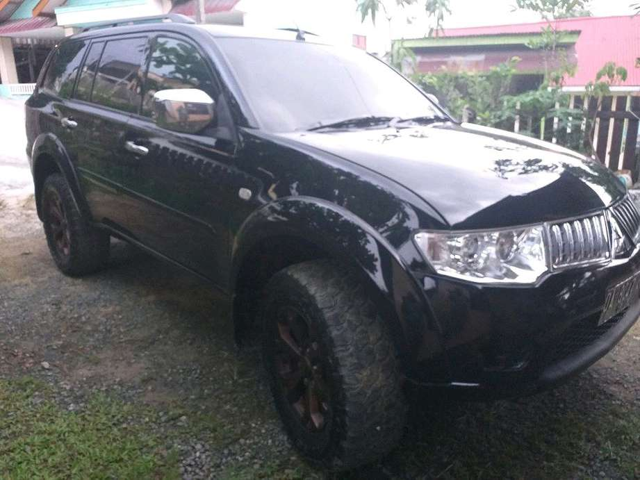 pajero exceed matic 4x4 2010