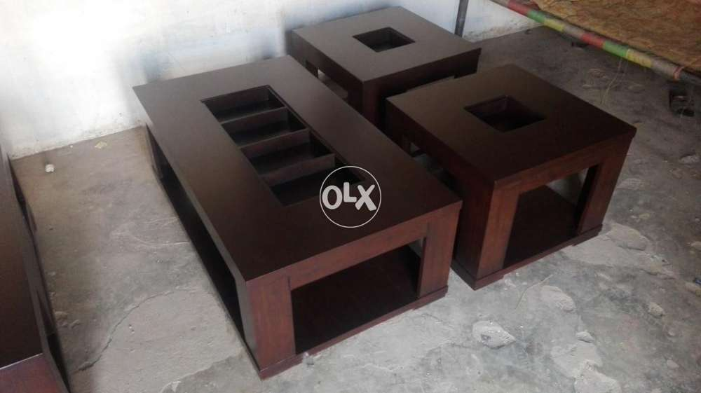 Center table set new design - Islamabad - Furniture & Home Decor ...