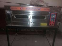 Used machine fast food restaurant,pizza oven,