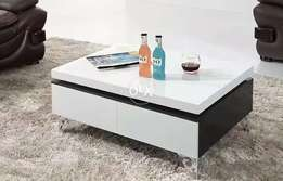 Center table /Coffee table / available in different colors and designs