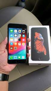 iphone 6s plus 64gb gray mlus 99 lengkap.