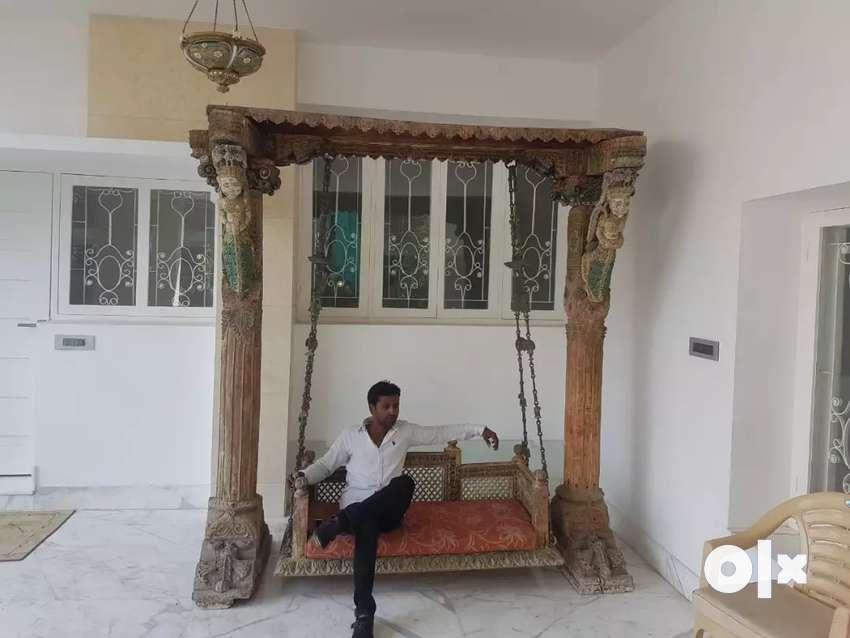 Antique Rear Swing Jhula Home Decor Garden 1500241338 Olx