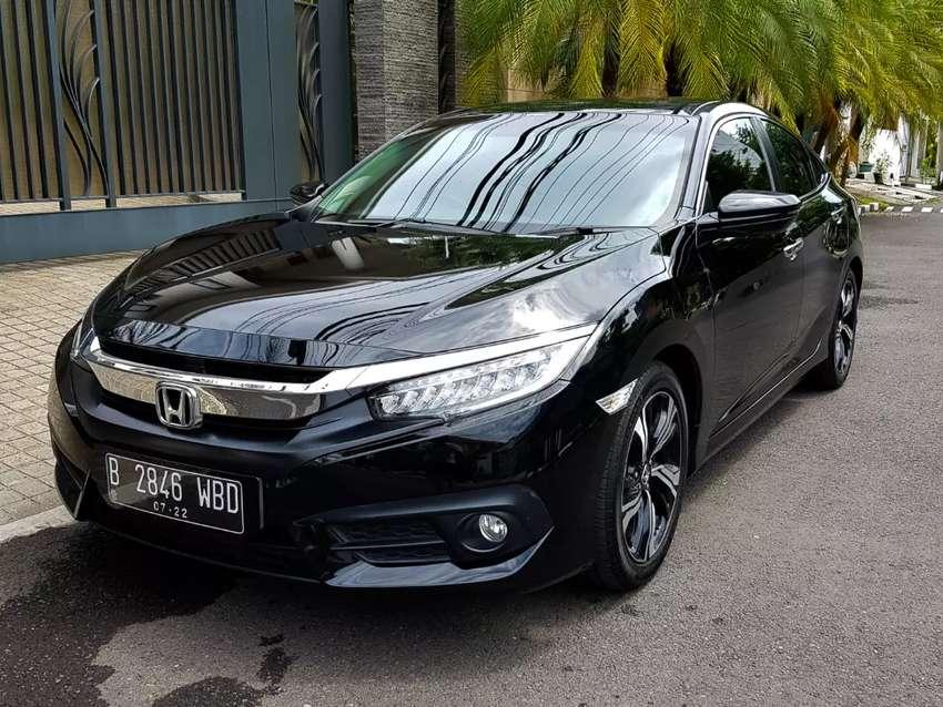 Civic Turbo 1 5 A T Es Sedan 2017 Civic Hatchback 2018 Mobil Bekas 811106770