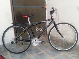 GIANT CS2500 Alloy Bicycle Shimano Equipped