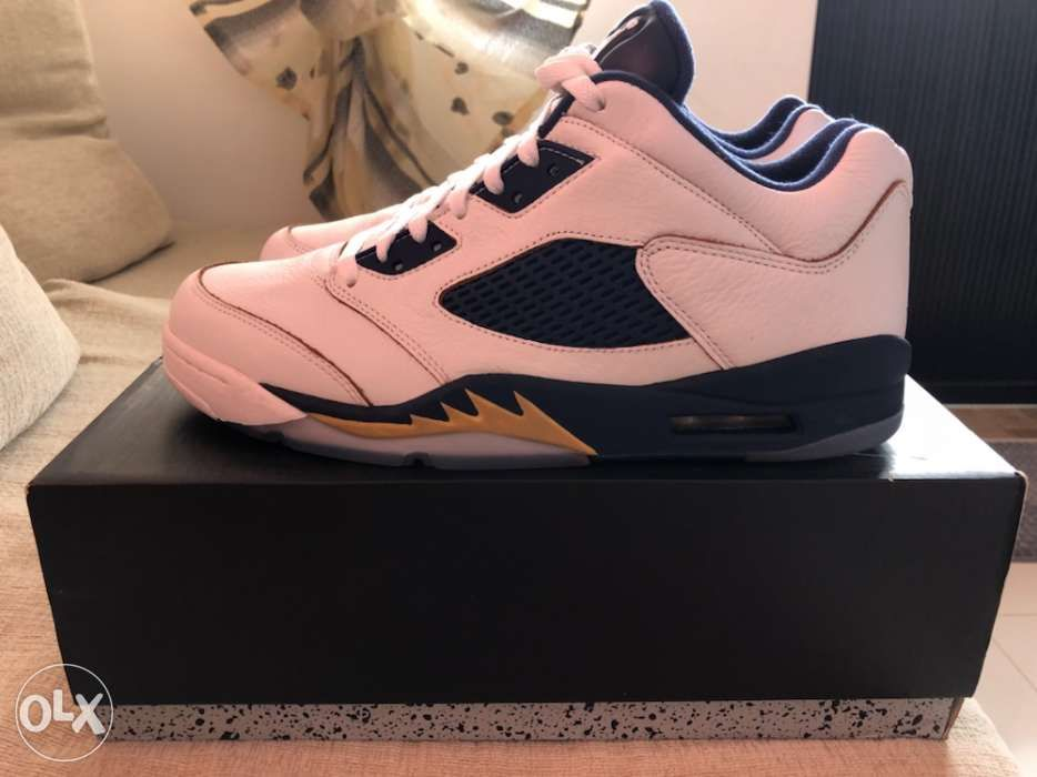 54b6ca5b287 Brand New Original Nike Air Jordan 5 Retro Low size 11 RUSH SALE 7000 ...