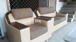 6 seater sofa, factory rate pa, 10 year warranty