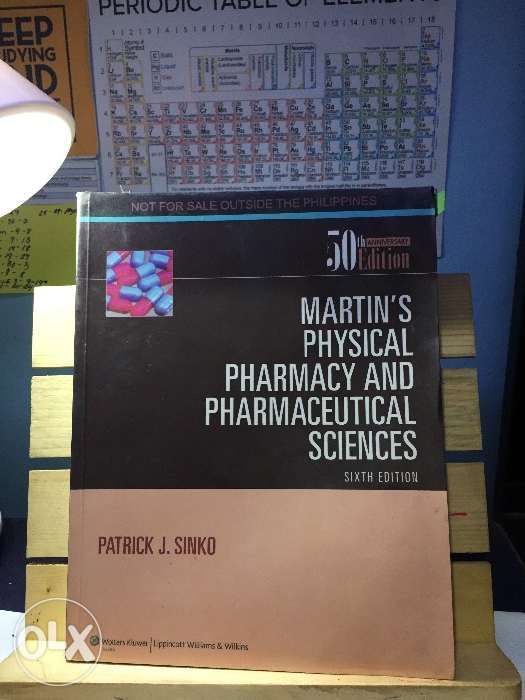 Physical Pharmacy Book