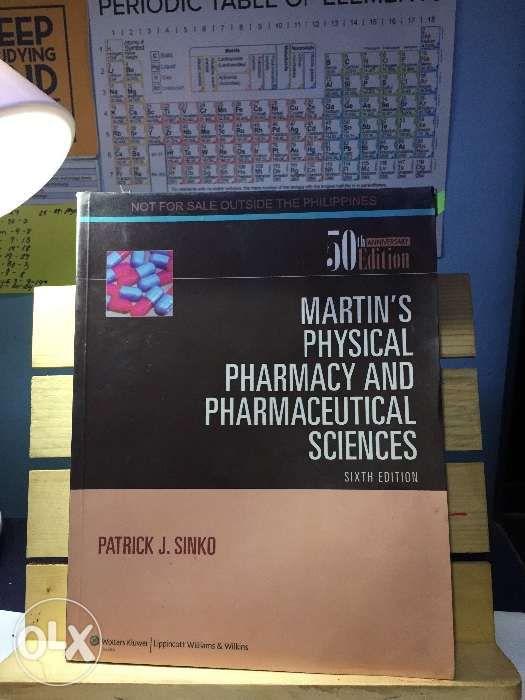 Physical Pharmacy Book