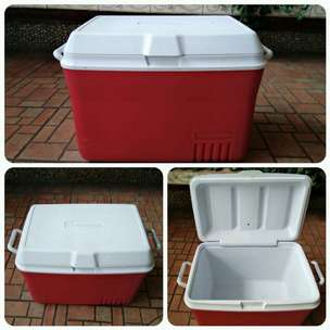 box es/ coller box merk Rubbermaid