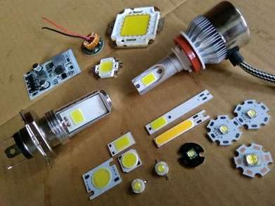 chip LeD jenis luxeon n cree