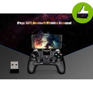 BURUAN>Gamepad Ipega 9076 Buat HP Laptop PC PS XBOX Kudu Punya Barang