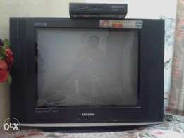Samsung 21inch CRT TV for sale  Pune