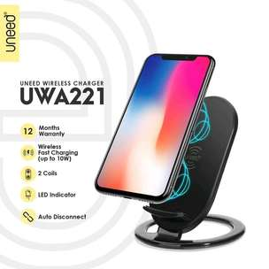 UNEED wireless charger 10W fast charging