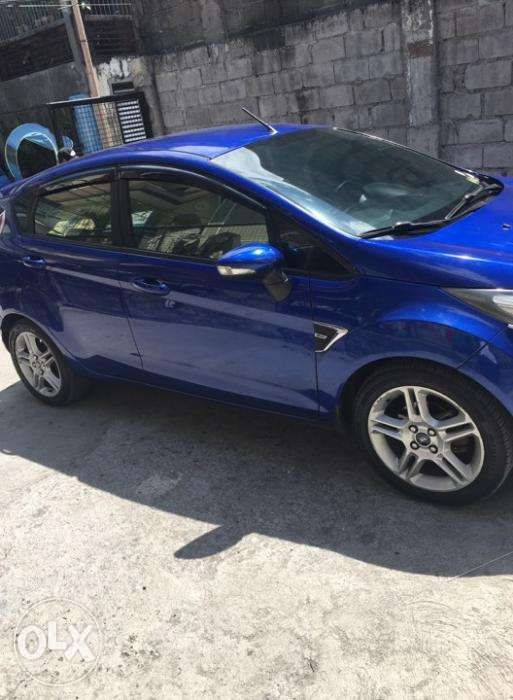 Ford Fiesta 2012 Variant S Top Of The Line In Taguig Metro Manila