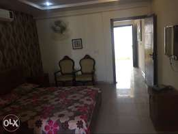 short and long time furnished1bed4rent in bahria town rwp
