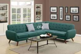 L shape sectional Sofa for lounge.