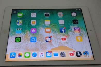 Ipad air 32gb wifi only