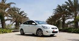 Hyundai Verna diesel 64000 Kms 2012 year
