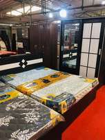 Factory Offer New Bedroom set ( EMI available )