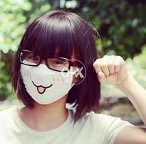anti dust mask ( rendom style)