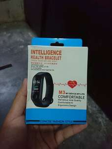Smartwatch M3 Murah (COD Only Malang) Ready
