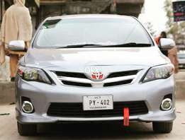 Toyota Corolla Altis 09.10 1800cc SR facelifted xchnge posssible