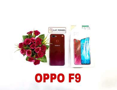 Second Oppo F9