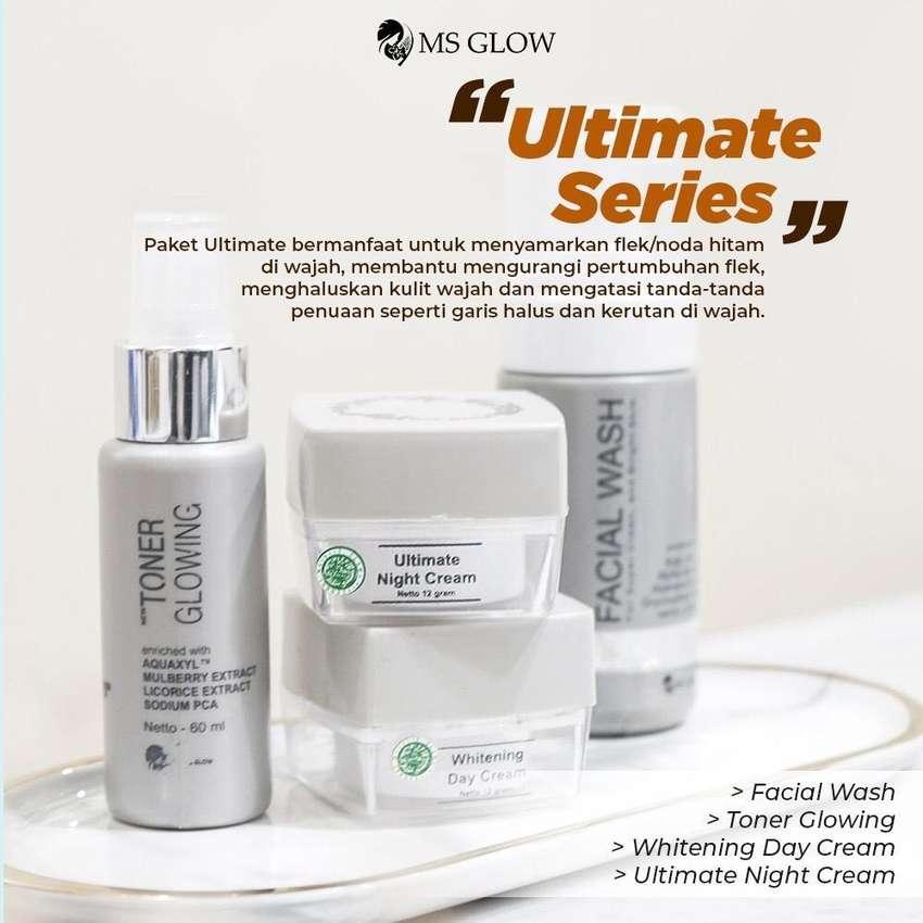 Ms Glow Skincare Paket Perawatan 795983628