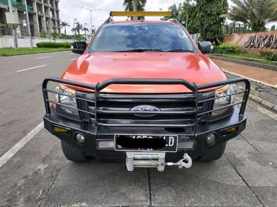 For sale Ford Ranger Wildtrak matic Diesel 4x4 2013 low km. excl crane