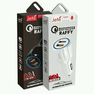 qualcomm quick charge raffy jete car charger