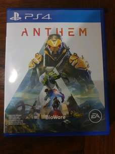 Kaset Ps4 Anthem Reg 3 Asia