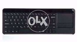 Ultra Thin Bluetooth Touch Pad Keyboard Ibk14