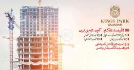125sq yrds resdential plot available in most trusted project of Gwadar