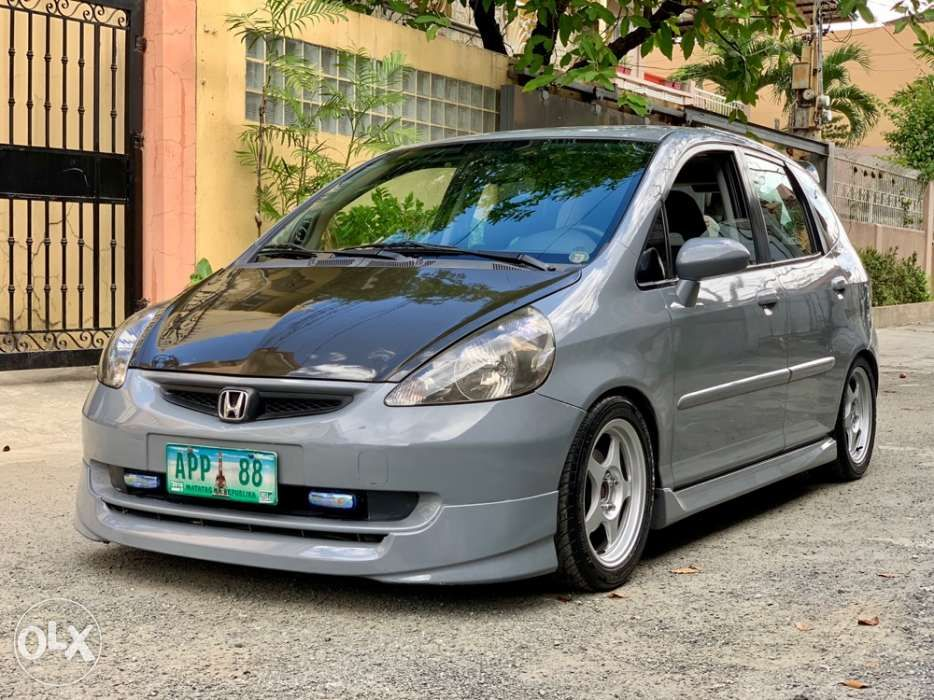 2005 honda jazz gd 1 5 vtec top of the line at loaded in quezon city metro manila ncr. Black Bedroom Furniture Sets. Home Design Ideas